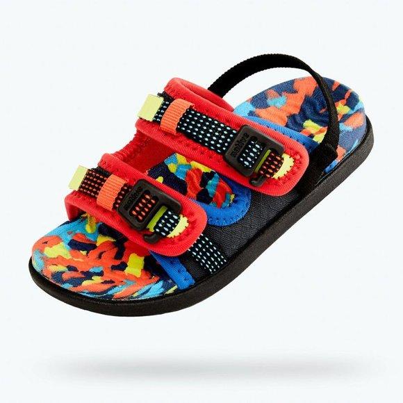 Kids Toddler Unisex Sandals Native Davis Repurpose
